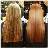 COCOCHOCO Professional Brasilianisches Keratin Formaldehyd frei Hair Treatment (100 ml) und Clarifying Shampoo (50 ml) - Komplex Keratin Kur für Haarglättung - Für alle Haartypen