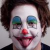 Clown – Vorher Nachher