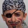 Pirat – Vorher Nachher
