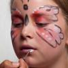 Kinderschminken Schmetterling – Schminkanleitung