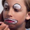 Kinderschminken Clown – Schminkanleitung und Karnevalskostüme