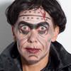 Frankenstein für Halloween schminken