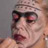 Frankenstein für Halloween schminken – Schminkanleitung