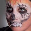 Zombie für Halloween schminken – Schminkanleitung