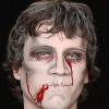 Halloween Zombie schminken Videoanleitung