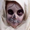 Totenkopf Verkleidung & Kostüm sowie Schminkanleitung