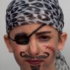 Piratenkostüm & Schminkanleitung zum selber machen
