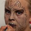Werwolf schminken – Schminkanleitung und Kostüm selber machen