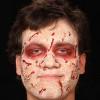 Videos zum realistische Wunden schminken für Halloween