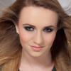 Aktueller Smokey Eyes Look – Schminkanleitung für blaue Augen und blonde Haare