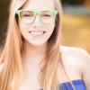 Augen Make up für BrillenträgerInnen